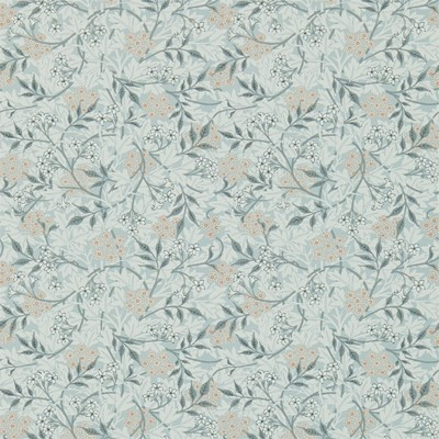 William Morris & Co Tapet Jasmine Silver/Charcoal