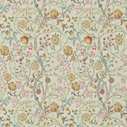 William Morris & Co Tapet Mary Isobel Blue/Pink