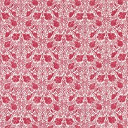 William Morris & Co Tyg Grapevine Rose