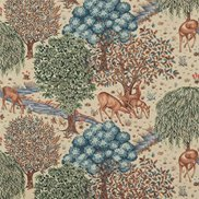 William Morris & Co Tyg The Brook Tapestry Linen