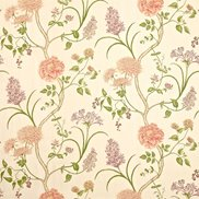 Sanderson Tyg Summer Tree Chintz