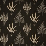 Sanderson Tyg Woodland Ferns Charcoal