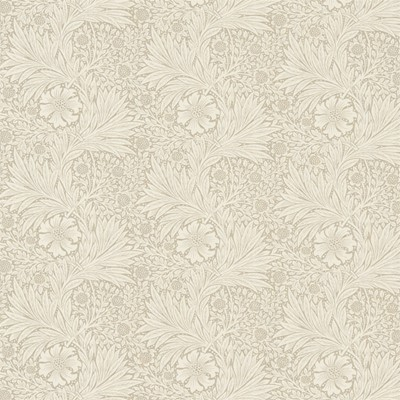William Morris & Co Tyg Marigold Linen/Ivory
