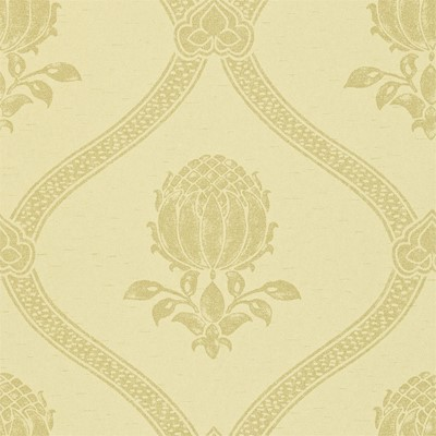William Morris & Co Tapet Granada Cream/Silver