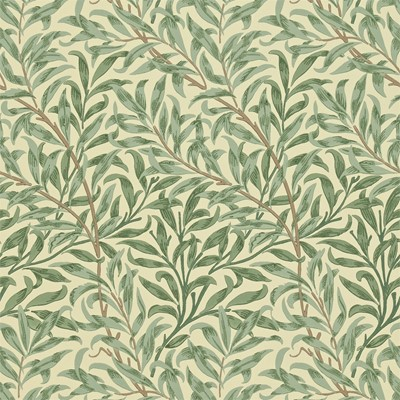 William Morris & Co Tapet Willow Boughs Green