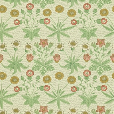 William Morris & Co Tapet Daisy Artichoke/Plaster