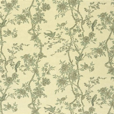 Ralph Lauren Tyg Marlowe Floral Voile Leaf Fall