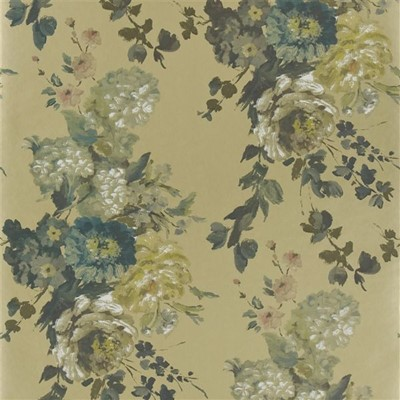 Designers Guild Tapet Seraphina Gold