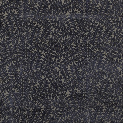 William Morris & Co Tyg Branch Indigo/Vellum
