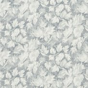 Designers Guild Tapet Fresco Leaf Graphite