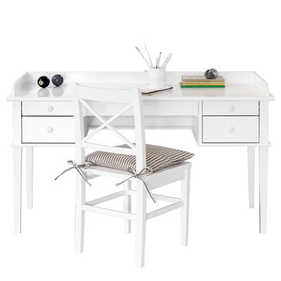 Oliver Furniture Skrivbord Junior Seaside White