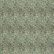 William Morris & Co Tyg Willow Boughs Taupe/Green