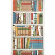 Brunschwig & Fils Tapet Bibliotheque Multicolor