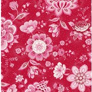 PiP Studio Tapet Folklore Chintz Red