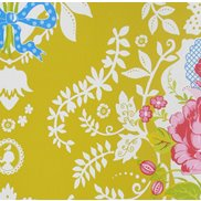 PiP Studio Tapet Shabby Chic Yellow
