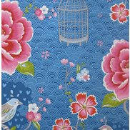 PiP Studio Tapet Birds in Paradise Blue