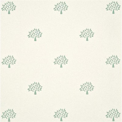 Mulberry Home Tapet Mulberry Tree Aqua
