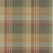 Mulberry Home Tapet Mulberry Ancient Tartan Spice